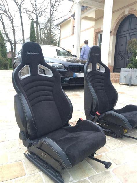 baquet siege sièges baquets bmw performance série 1 m coupé e82 m