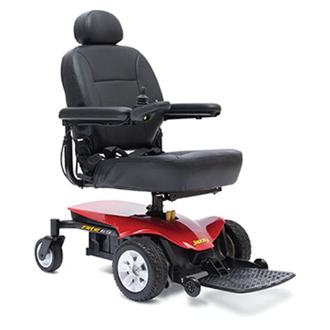 jazzy electric wheelchairs power chairs from pride mobility
