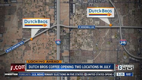 You can see how to get to dutch bros coffee on our website. Dutch Bros Coffee opening two more Las Vegas locations ...