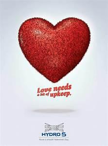 40 Clever & Creative Valentine's Day Ads - Hongkiat