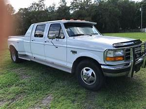 1994 F350 7 3 Diesel Crew Cab 5spd Dually For Sale