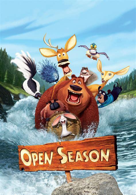 Open Season  Movie Fanart Fanarttv