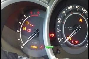Voyant Service C3 : les v rifications au permis de conduire ~ Gottalentnigeria.com Avis de Voitures