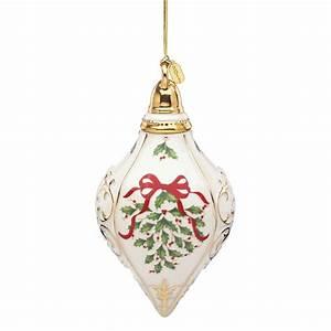 Lenox, Annual, Holiday, Ornament, 2017