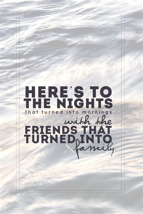 Heres To The Nights Quotes