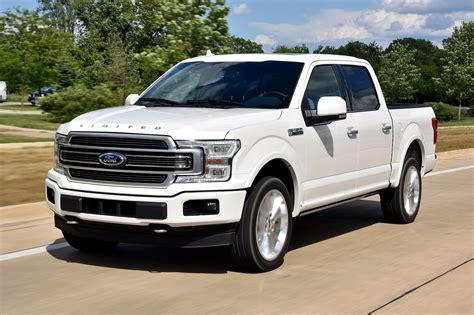 First Drive 2018 Ford F150  Automobile Magazine