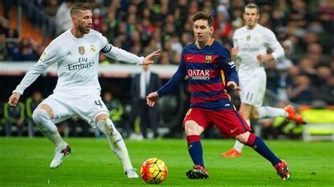 FC Barcelona vs Real Madrid 1-2 - Liga BBVA 2016 Jornada ...