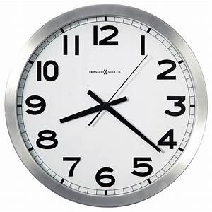 Spokane, Wall, Clock, By, Howard, Miller