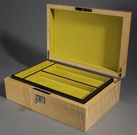 handmade deco jewelry box by hawthorne crafts custommade