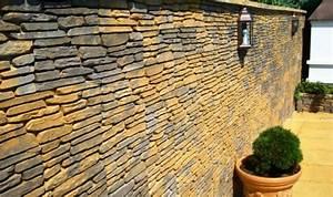 Steine Für Wandverkleidung : mauer zaun ~ Bigdaddyawards.com Haus und Dekorationen