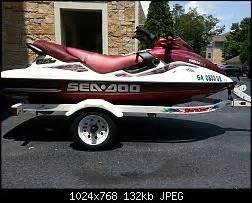 Kbb Seadoo Boats by Fs 1999 Sea Doo Gtx Ltd
