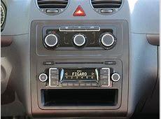 original VW Caddy Radio ausbauen