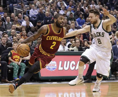 Cleveland Cavaliers vs. Milwaukee Bucks: Tipoff time, TV ...