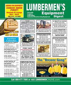 June 2010 / LUMBERMEN'S Equipment Digest by LUMBERMEN'S
