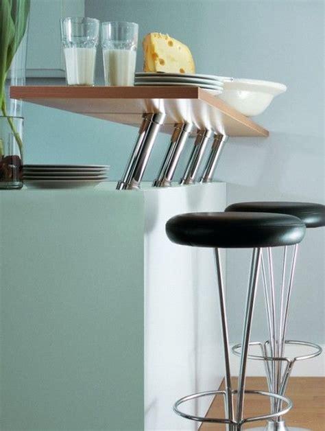 console de cuisine console de bar cylindrique