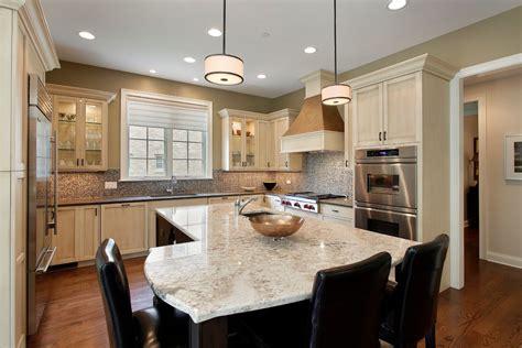 idee deco salon cuisine ouverte cuisine idee deco cuisine ouverte sur salon avec clair