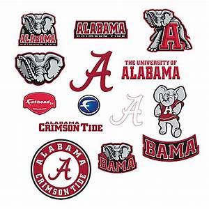 University of Alabama Logo Junior Fatheads - Bed Bath & Beyond