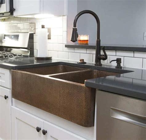 which kitchen sink copper kitchen sink buyer s guide the kitchen sink handbook 1005