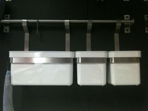 ikea hanging kitchen storage 1000 images about stainless steel kitchen shelf rail and 4444