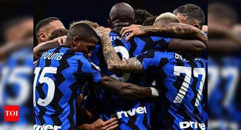 Inter Milan: Inter Milan hit two late goals to beat ...