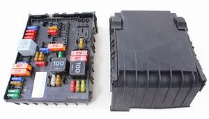 Fuse Relay Block Vw Jetta Gti Mk5 2 0t Under Hood Engine