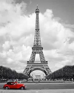 Mini Paris : paris rotes auto mini poster 40x50 ~ Gottalentnigeria.com Avis de Voitures