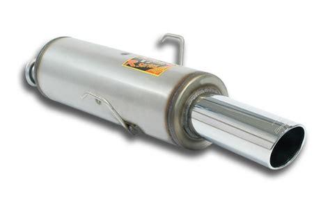 pot d echappement 205 silencieux d 233 chappement inox supersprint pour peugeot 205 gti