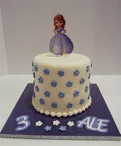 Fondant Princess Sofia Cakes - Fondant Cake Images