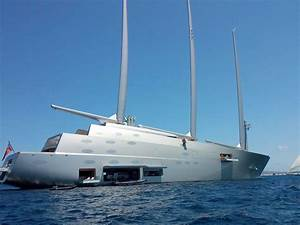 Russian Billionaire39s Superyacht Spotted In Formentera