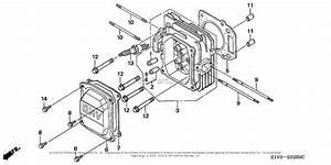 Honda Engines Gxv160h2 T1ah Engine  Chn  Vin  Gjaah