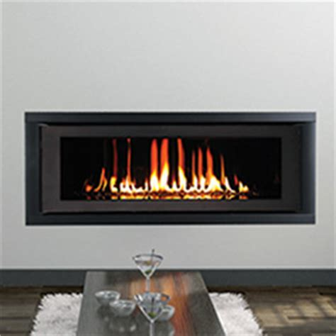 linear gas fireplace prices 54 signature clean direct vent linear fireplace