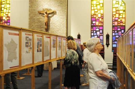 exhibit vatican approved miracles display st bernadette