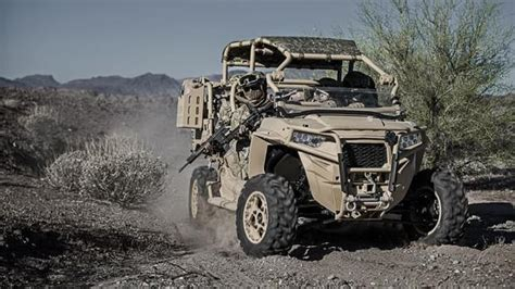 Polaris Debuts New All Terrain Vehicle for Expeditionary ...