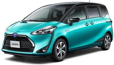 Toyota Sienta 2019 by Toyota Sienta Facelift Gets Five Seater Option In Japan