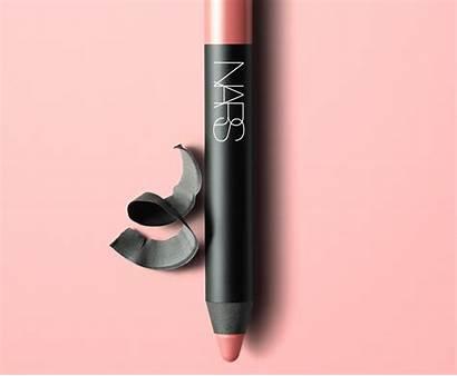 Matte Nars Batom Lip Velvet Pencil 4g
