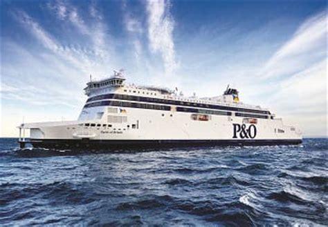 au bureau brasserie commentaire du ferry spirit of britain de p o ferries et