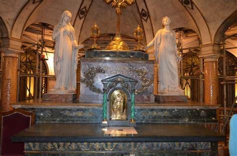 Sacri Vasi Mantova by La Teca Dei Sacri Vasi Foto Di Basilica Di Sant Andrea