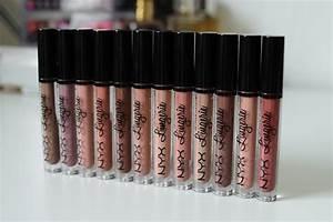NYX Lingerie LIPSTICK - Liquid Matte Lipstick - Pick Any ...  Nyx