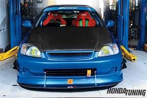 1999 Honda Civic : 1999 honda civic dx honda tuning magazine ~ Medecine-chirurgie-esthetiques.com Avis de Voitures