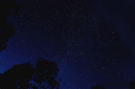 Stars Dark Blue Night Photo By Paul Volkmer Laup On