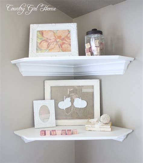 Corner Bathroom Storage Shelves