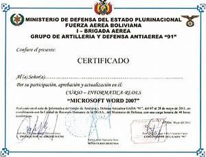El Diario Denuncian que en FAB vendieron certificados