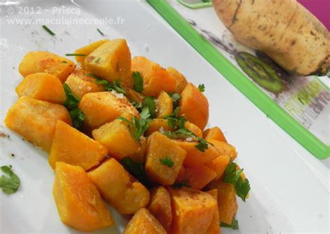 patate douce cuisiner comment cuisiner des patates douces