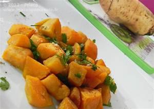 Comment cuisiner des patates douces for Cuisiner les patates douces