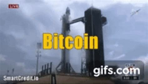 Rocket, spaceship and bitcoin icon color. Bitcoin Rocket GIF - Bitcoin Rocket SpaceLaunch - Discover & Share GIFs