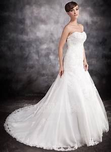 trumpet mermaid sweetheart chapel train satin organza With satin trumpet wedding dress