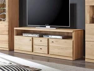 Wohnwand 2 Teilig : wohnwand lanciano 4 teilig wildeiche teilmassiv medienwand tv wand kaufen bei vbbv gmbh co kg ~ Indierocktalk.com Haus und Dekorationen