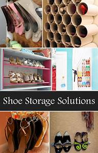 17 best ideas about Shoe Storage Solutions on Pinterest ...