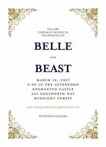 17 best ideas about disney princess invitations on With disney princess wedding invitations uk