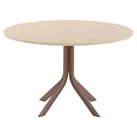 table cuisine ronde table ronde cuisine pied central table salle a manger 140